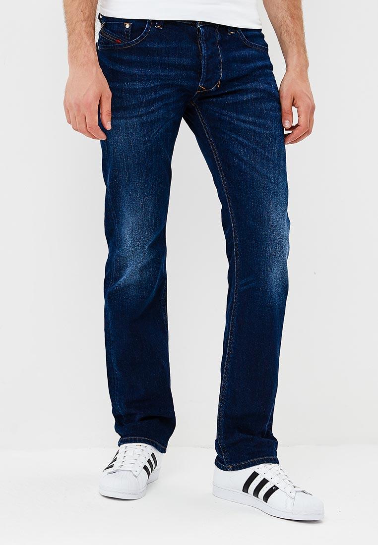 Мужские прямые джинсы Diesel (Дизель) 00C06Q084VG