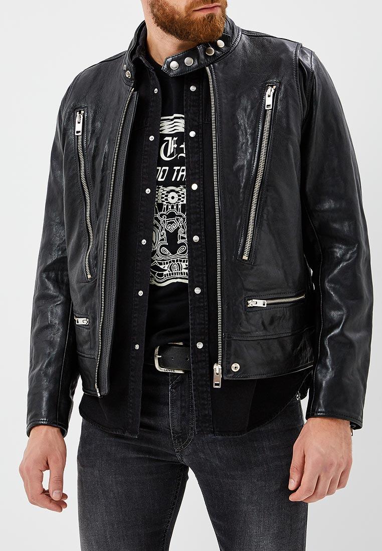 Кожаная куртка Diesel (Дизель) 00SH280EATQ