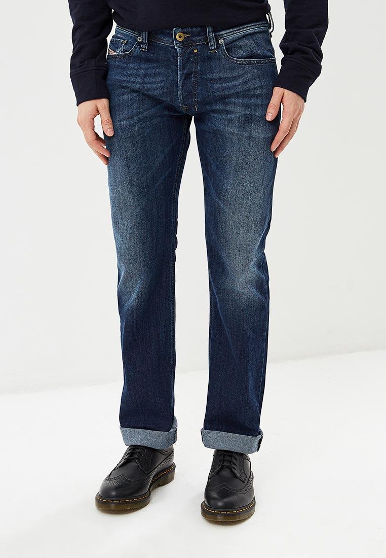 Мужские прямые джинсы Diesel (Дизель) 00C03G.0814W
