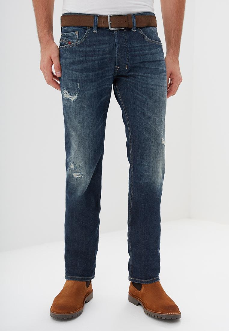 Мужские прямые джинсы Diesel (Дизель) 00C03G.0860K