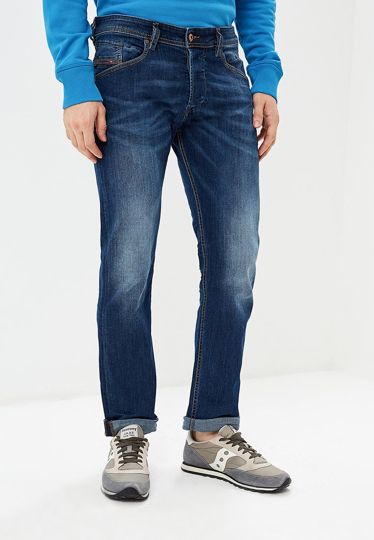 Мужские прямые джинсы Diesel (Дизель) 00S4IN.0679I