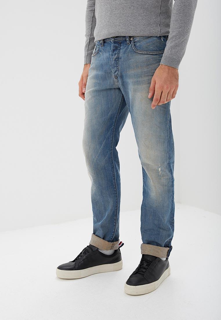 Мужские прямые джинсы Diesel (Дизель) 00SDHB.0845F