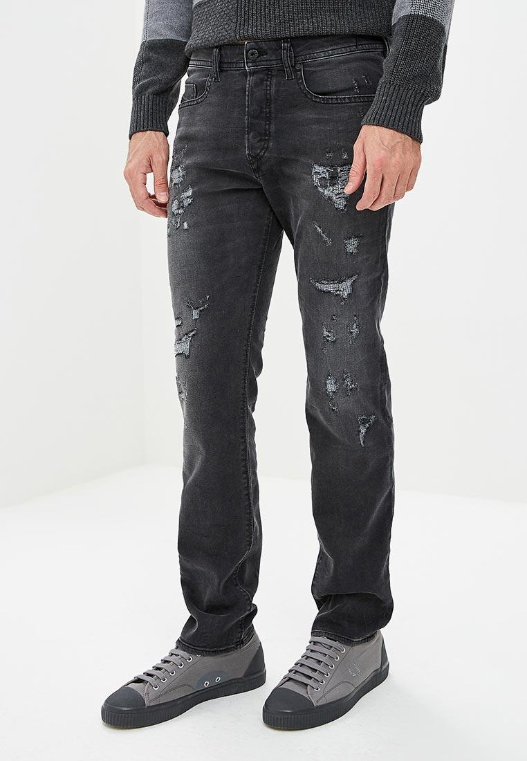 Мужские прямые джинсы Diesel (Дизель) 00SDHB.0683P