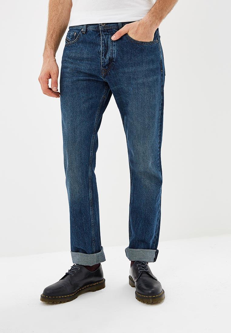 Мужские прямые джинсы Diesel (Дизель) 00SWL8.BGJCS