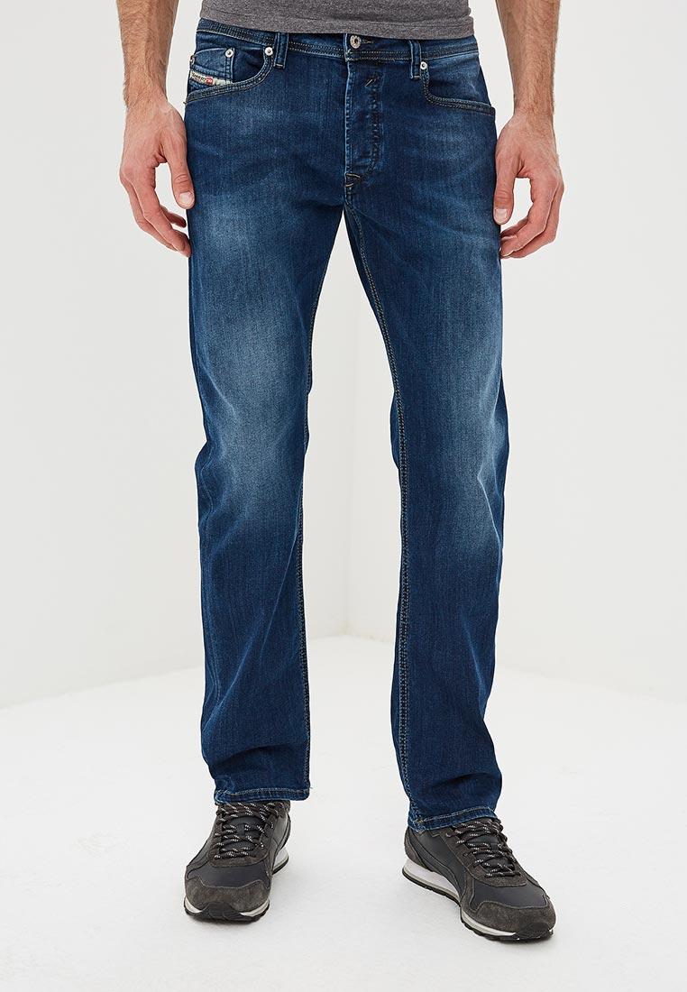 Мужские прямые джинсы Diesel (Дизель) 00S11B.0679I