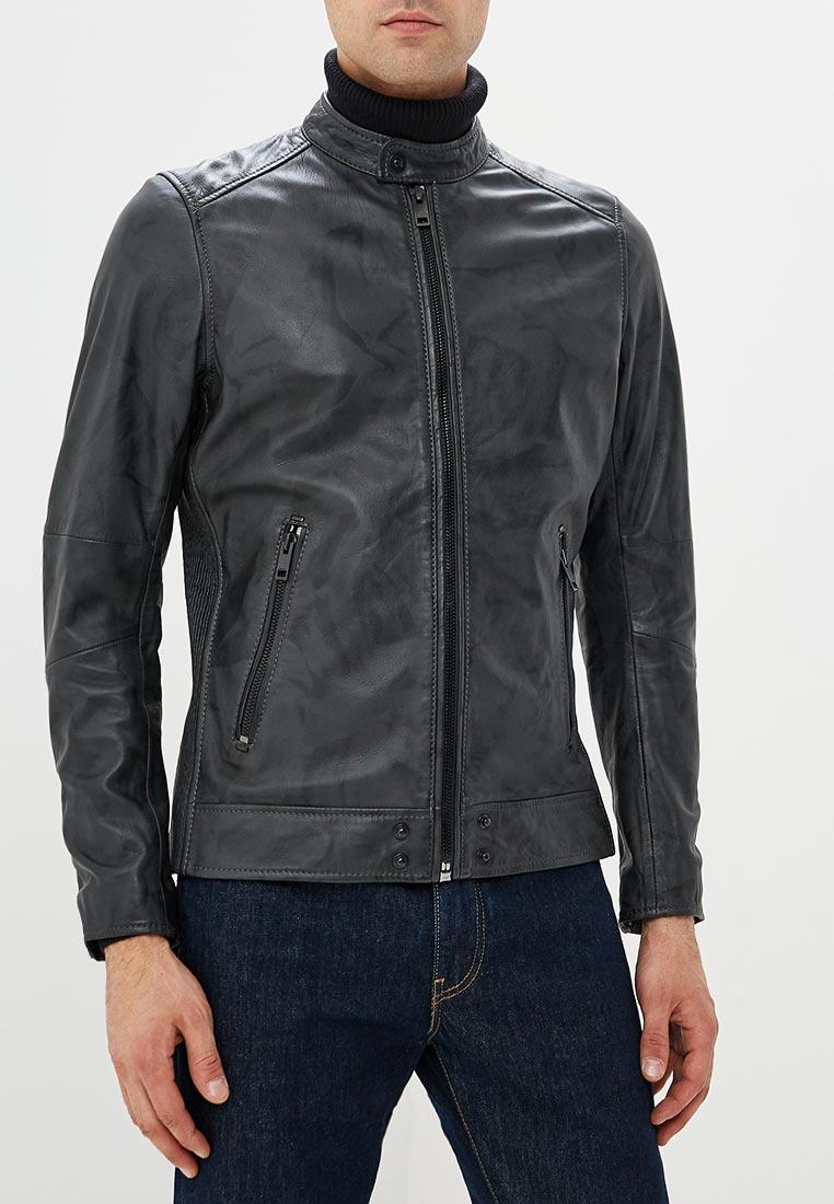 Кожаная куртка Diesel (Дизель) 00SW0U.0DAOS
