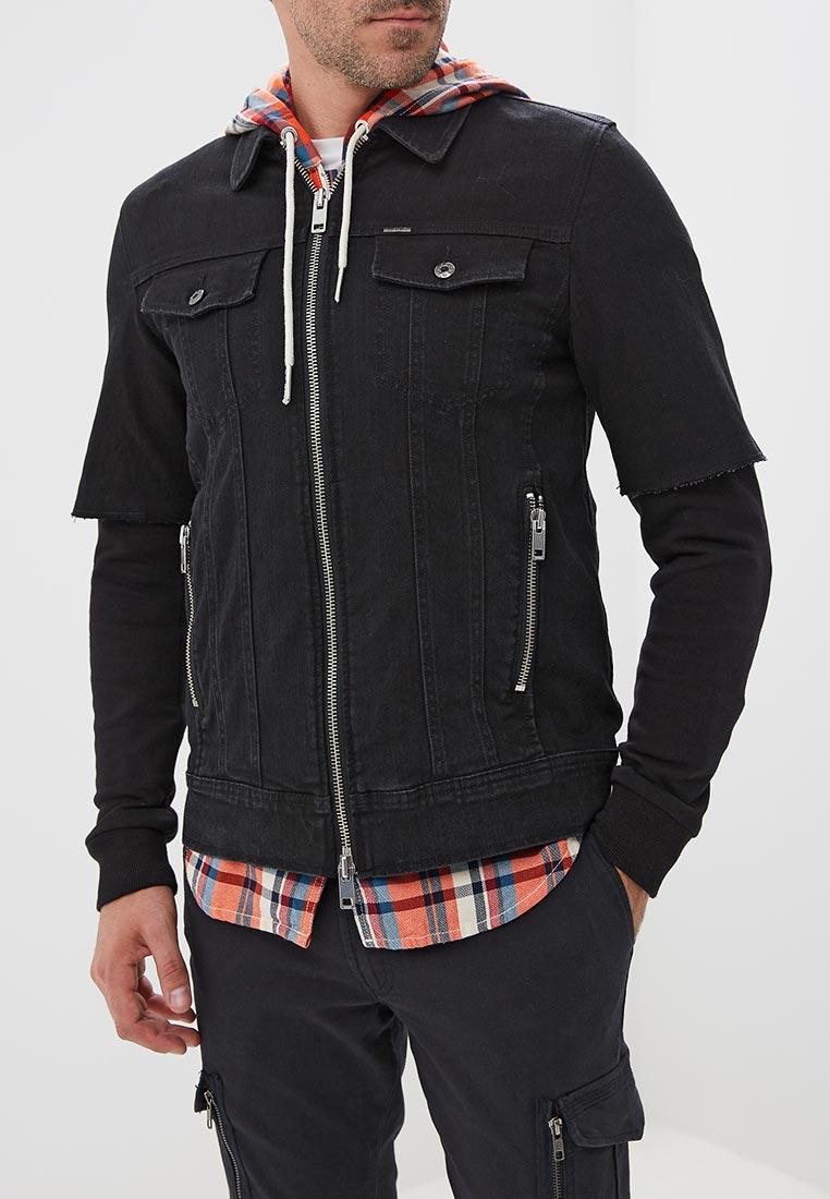 Джинсовая куртка Diesel (Дизель) 00SVUU.0TAOG