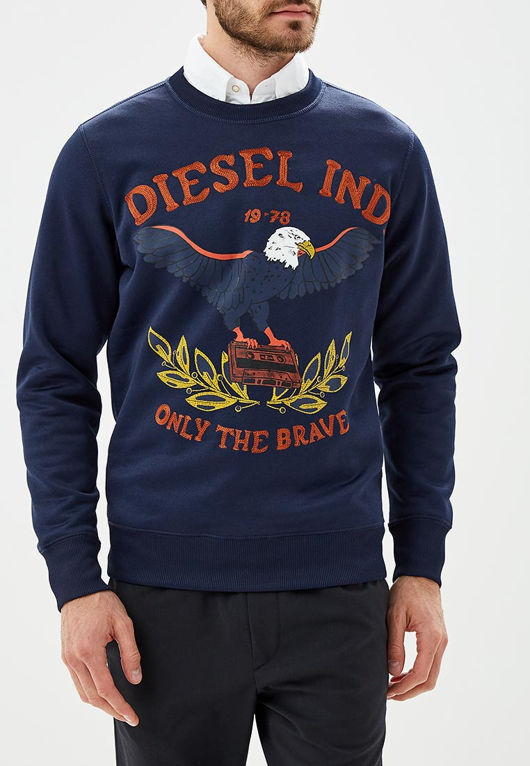 Свитер Diesel (Дизель) 00S3HG.0AAPY