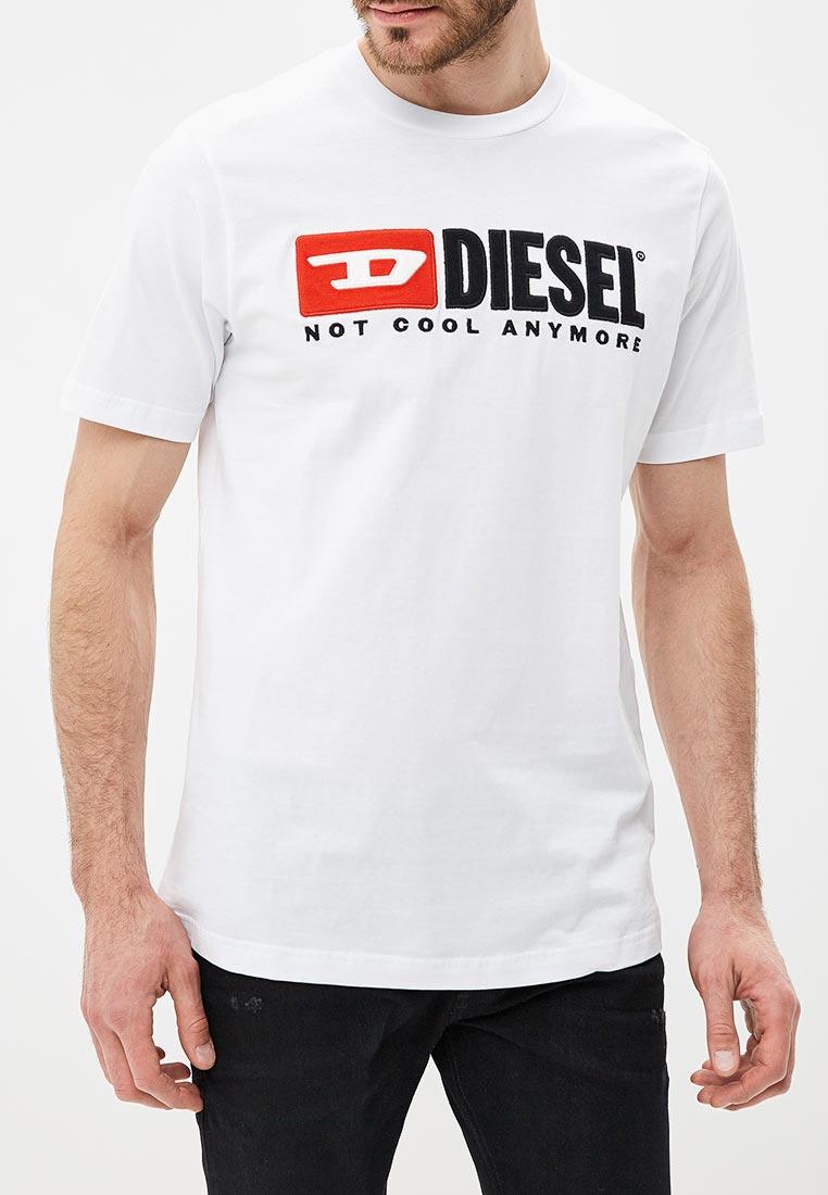 Футболка с коротким рукавом Diesel (Дизель) 00SVFI0CATJ