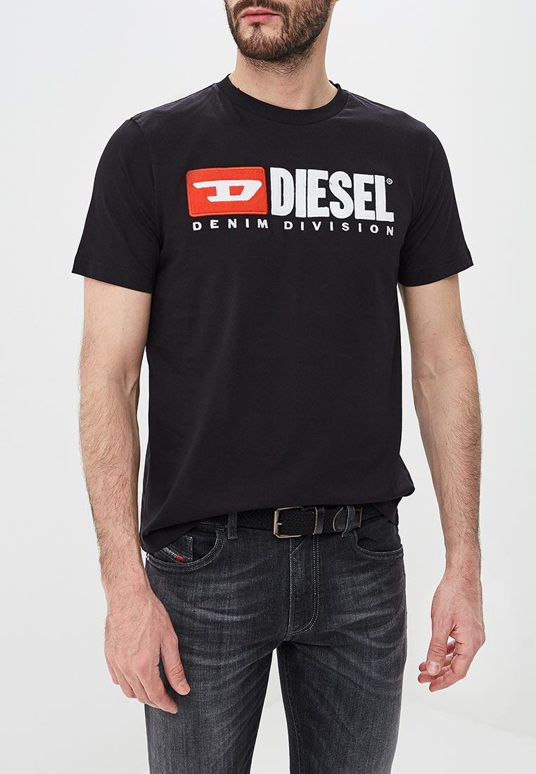 Футболка с коротким рукавом Diesel (Дизель) 00SH0I