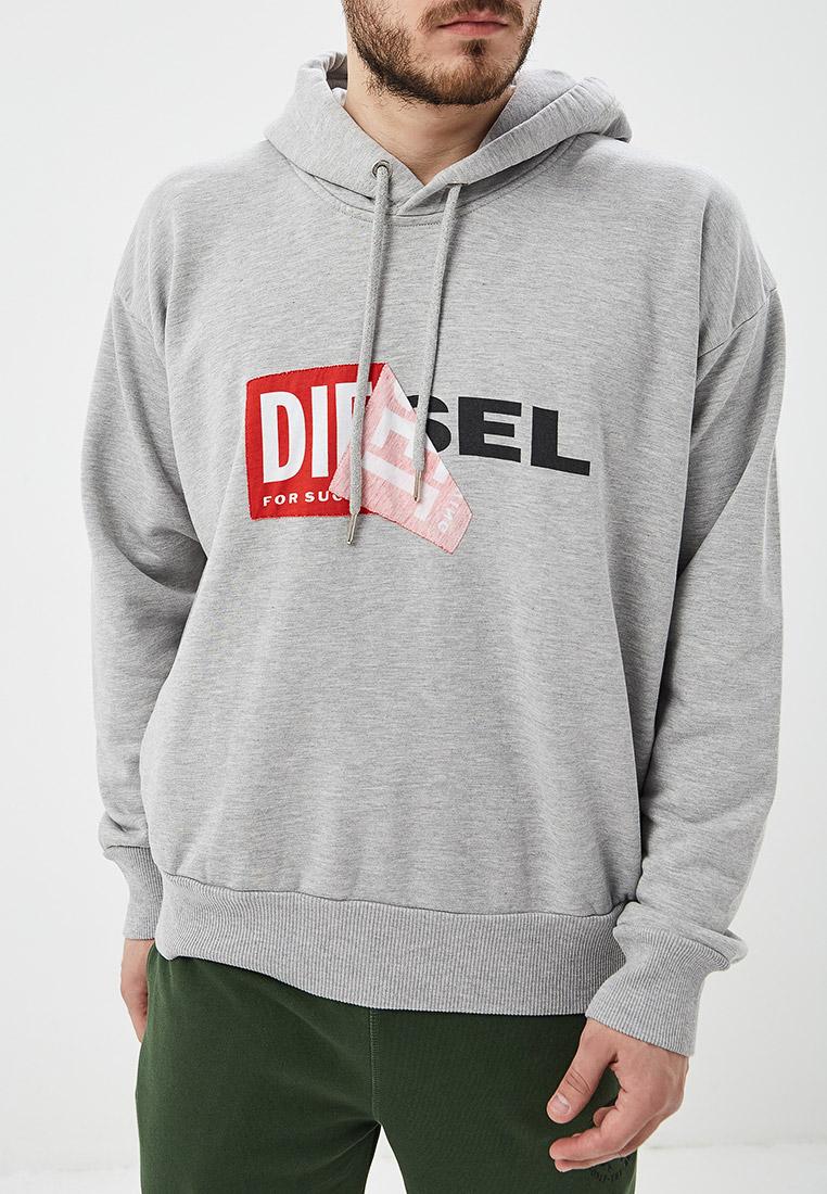Мужские худи Diesel (Дизель) 00S8WB0IAEG