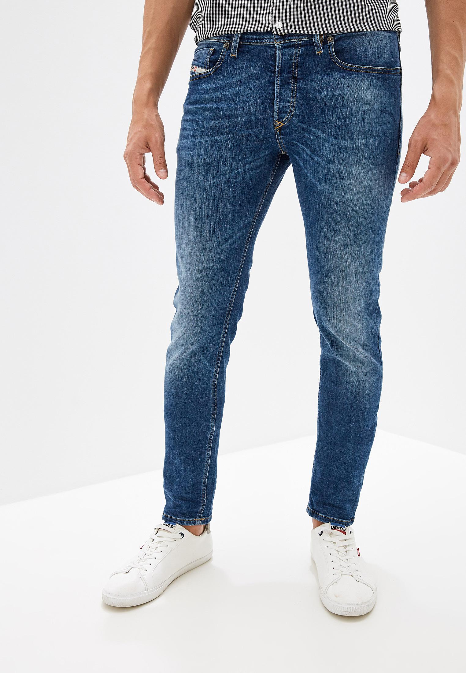 Зауженные джинсы Diesel (Дизель) 00SWJF