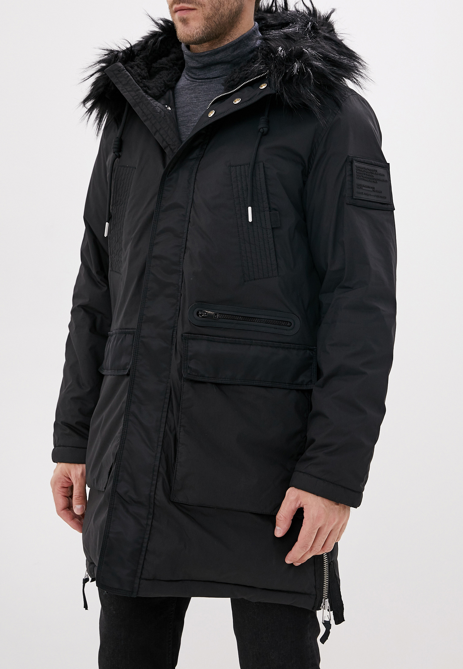 Утепленная куртка Diesel (Дизель) 00SYUH