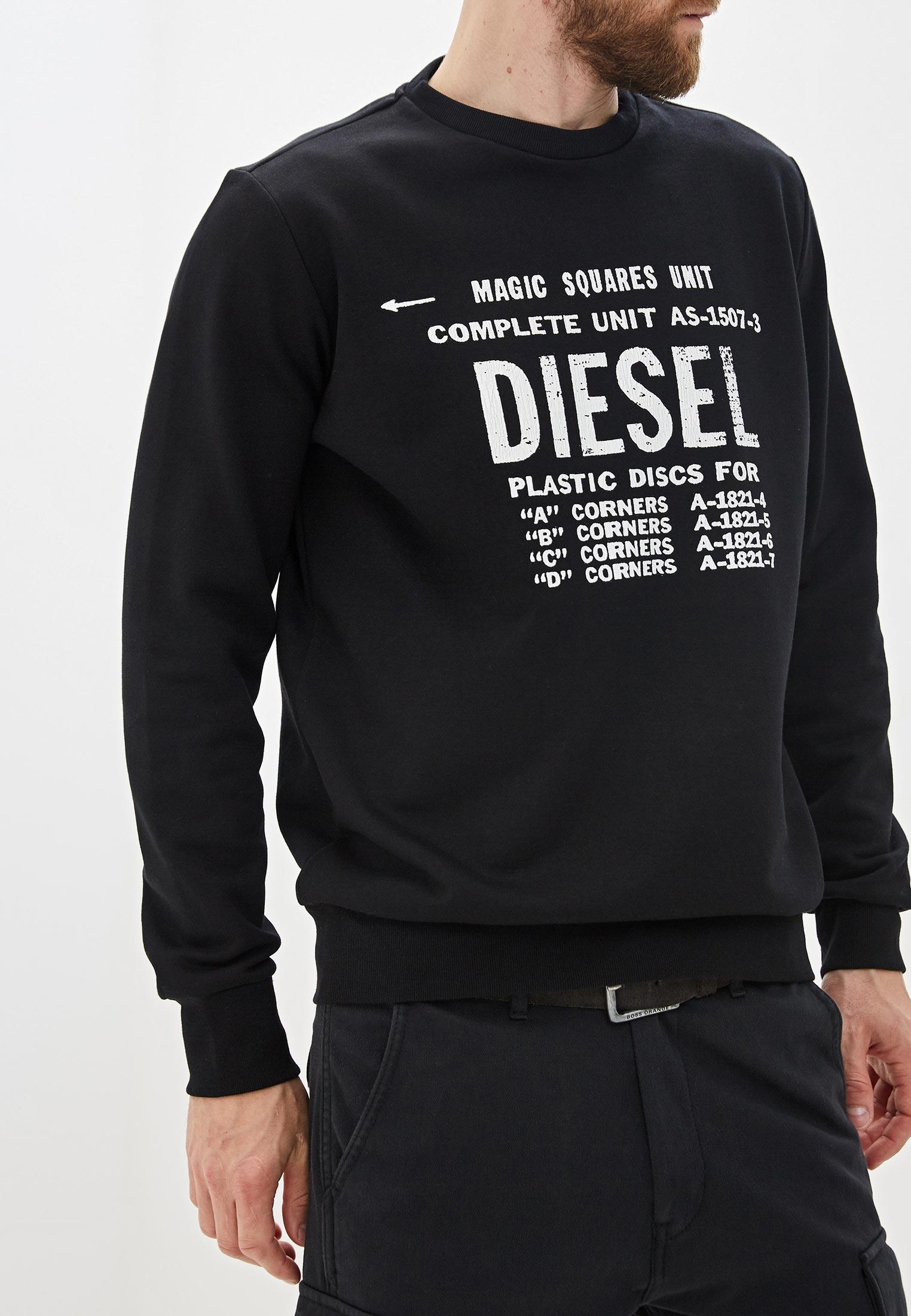Мужские свитшоты Diesel (Дизель) 00S57H
