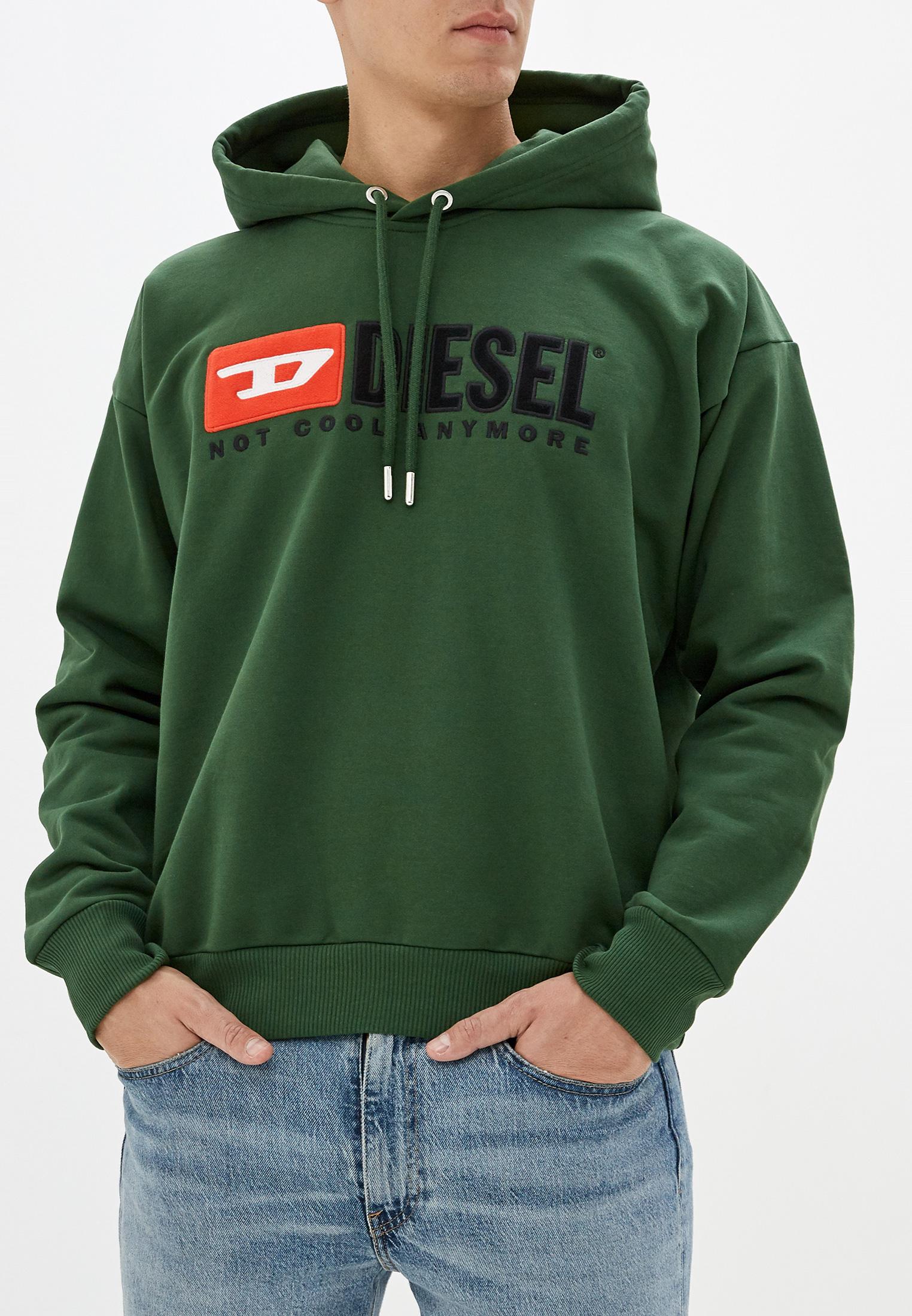 Мужские худи Diesel (Дизель) 00SVDL0CATK