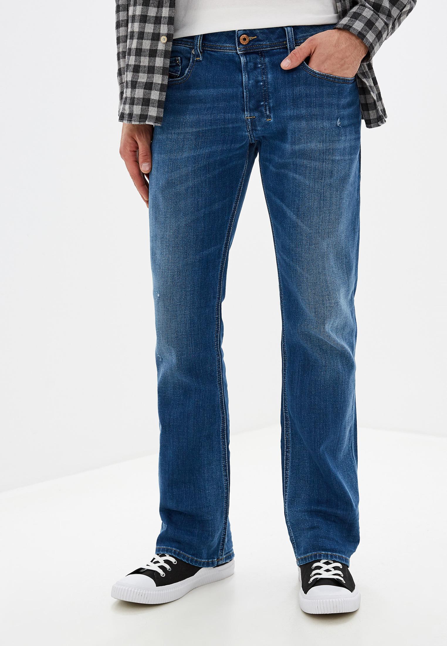 Мужские прямые джинсы Diesel (Дизель) 00ADS3084QQ