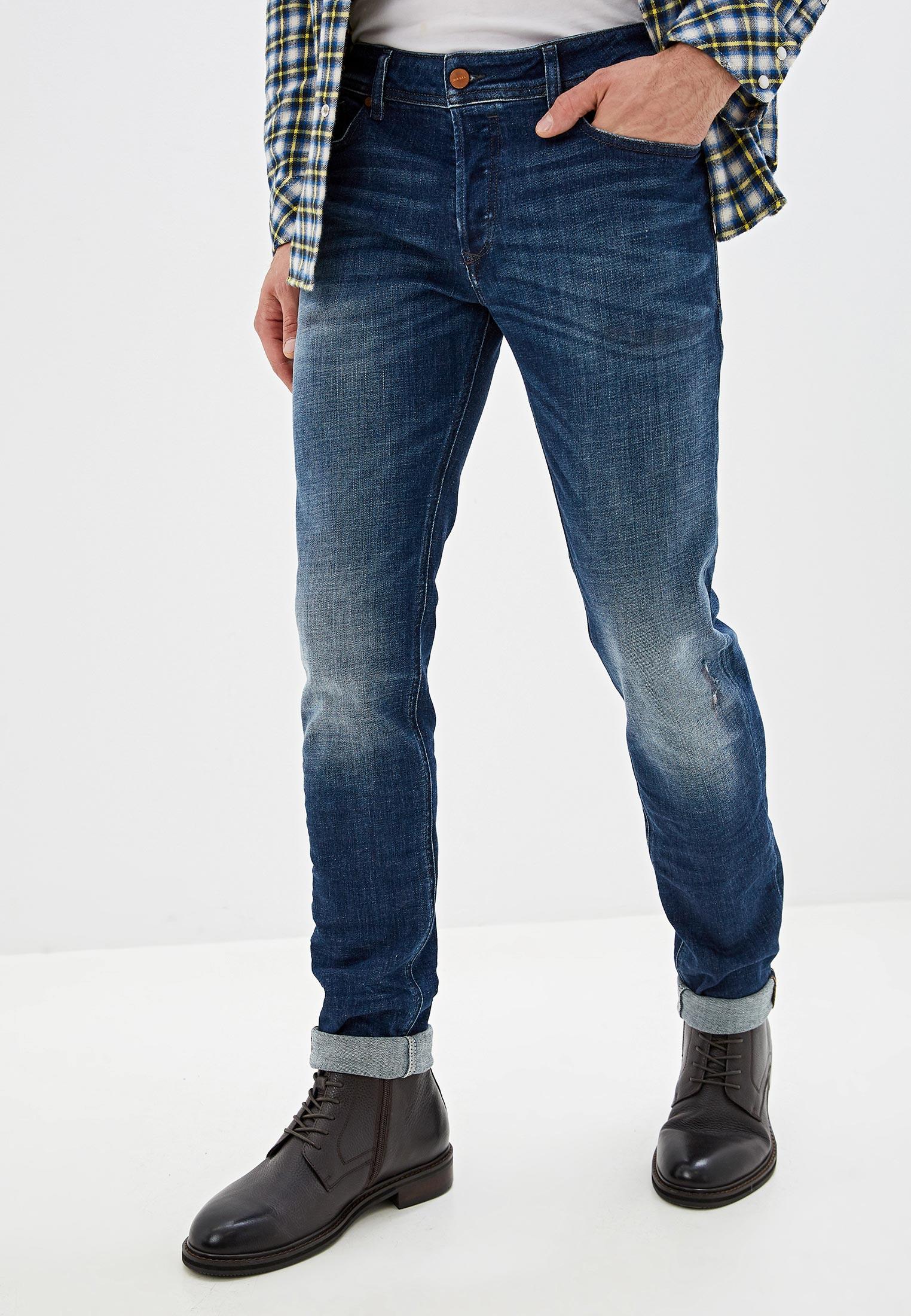 Зауженные джинсы Diesel (Дизель) 00S7VH084UI