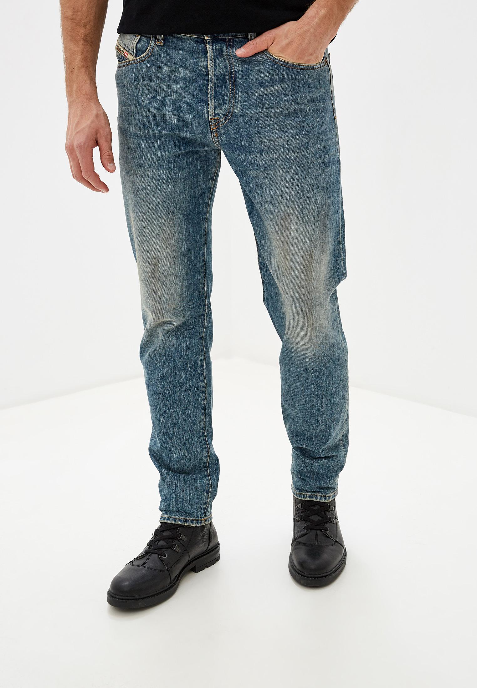 Мужские зауженные джинсы Diesel (Дизель) 00SH3R084XE