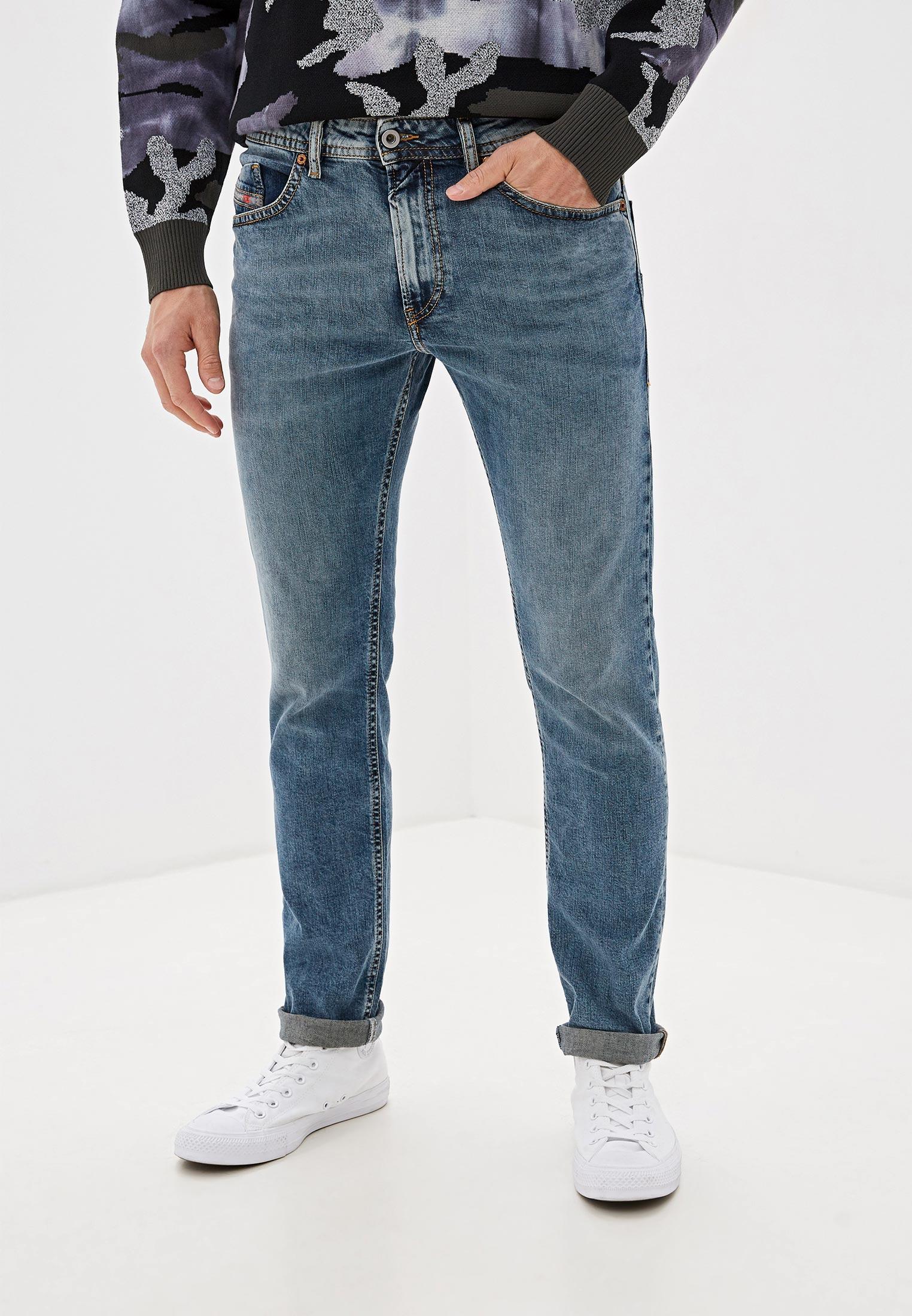 Мужские зауженные джинсы Diesel (Дизель) 00SW1Q084UX