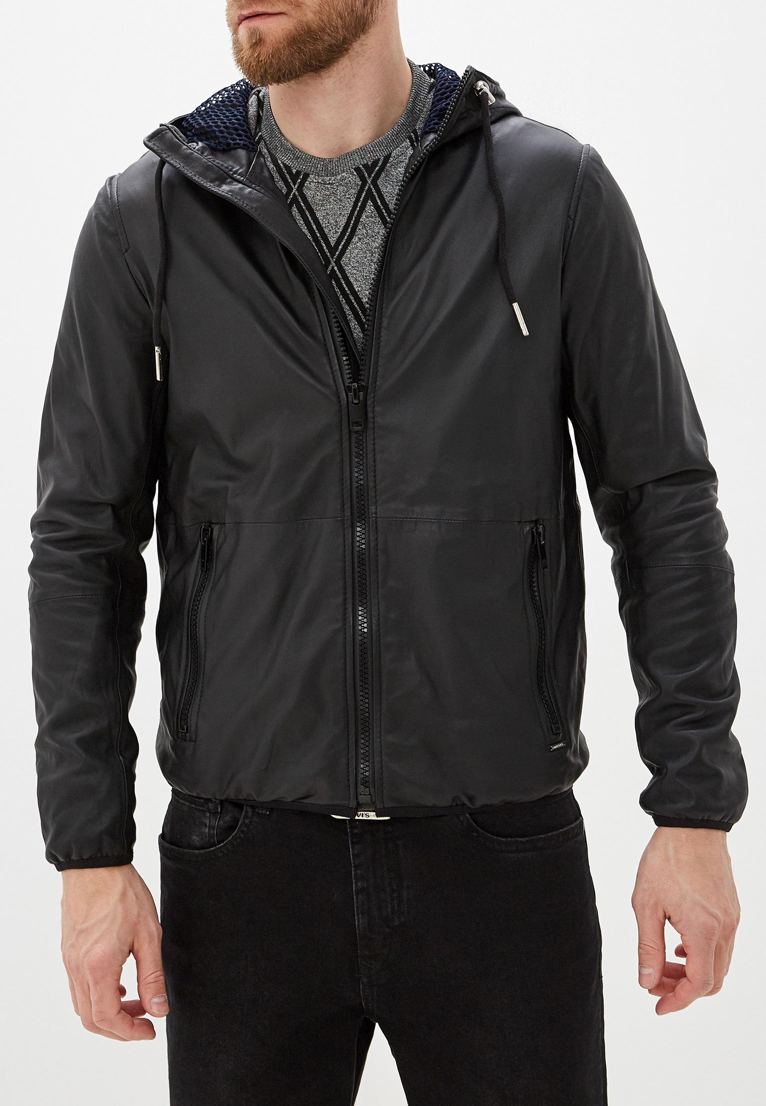 Кожаная куртка Diesel (Дизель) 00S11E0PAPP