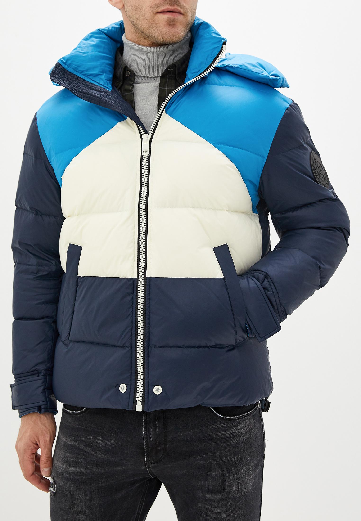 Утепленная куртка Diesel (Дизель) 00SIED0GATH
