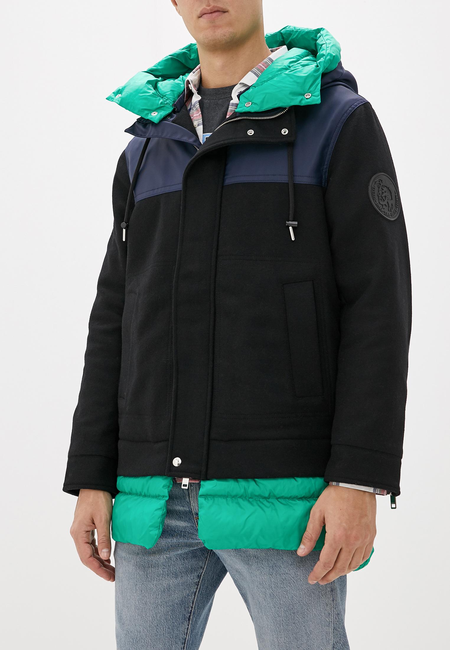Утепленная куртка Diesel (Дизель) 00SIS80LASQ