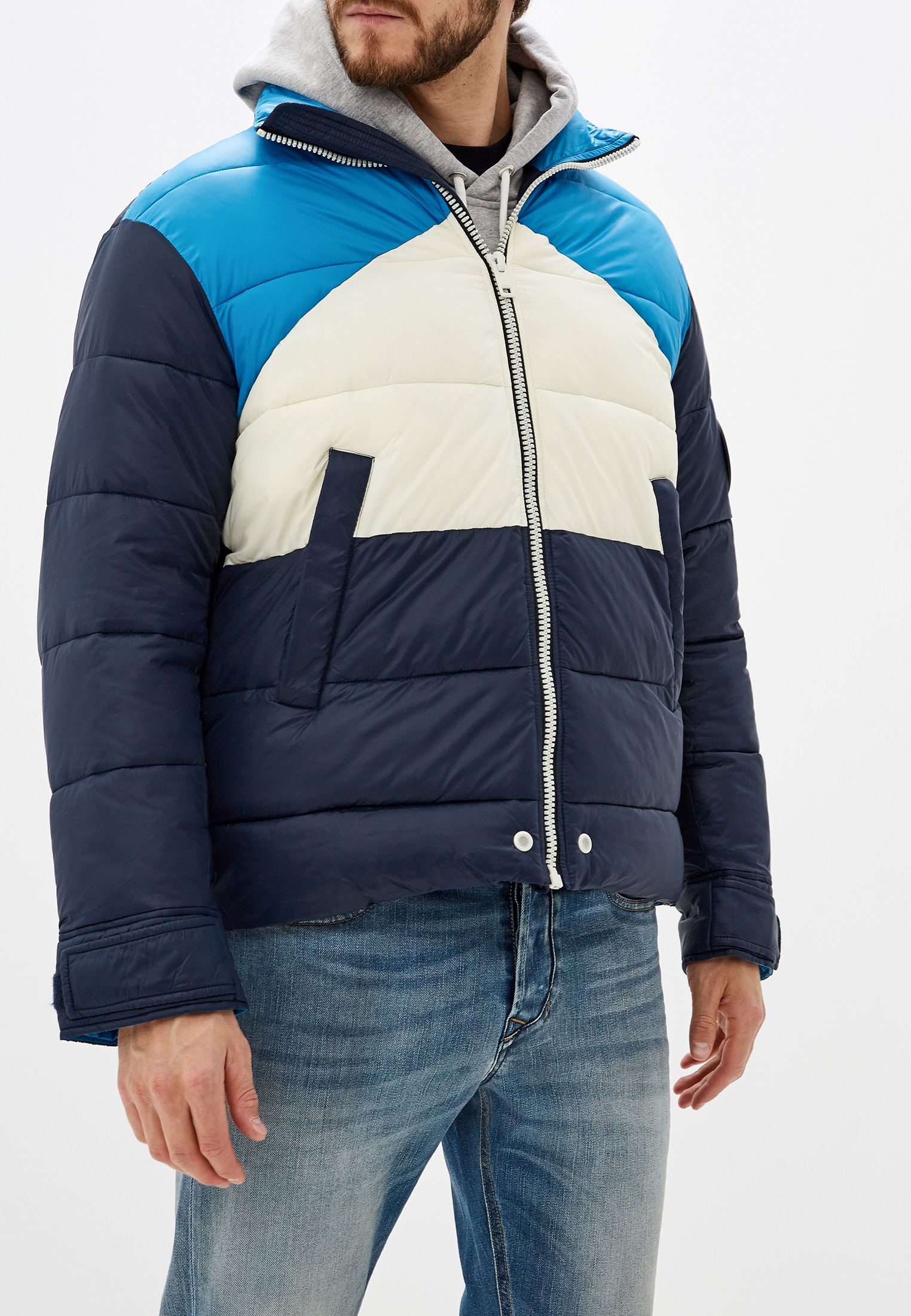 Утепленная куртка Diesel (Дизель) 00SLNC0IATB