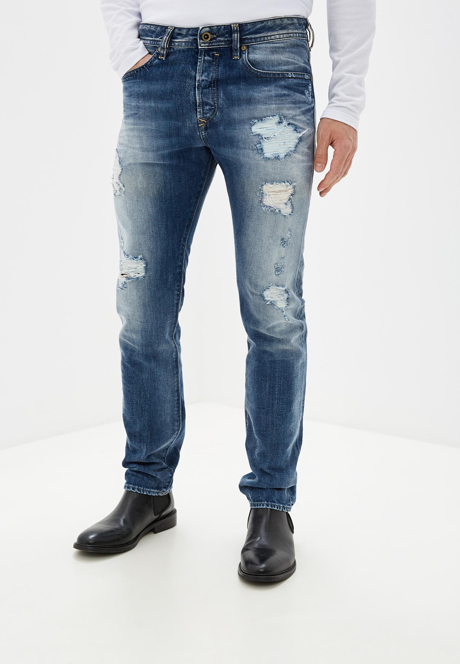 Зауженные джинсы Diesel (Дизель) 00SDHB0848I