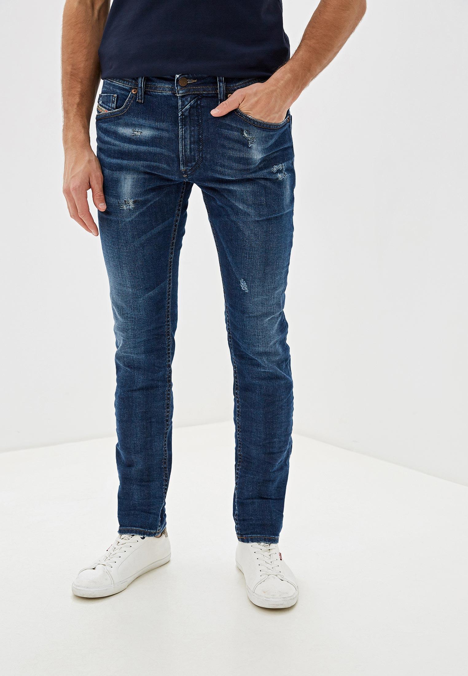 Зауженные джинсы Diesel (Дизель) 00SW1Q084GS