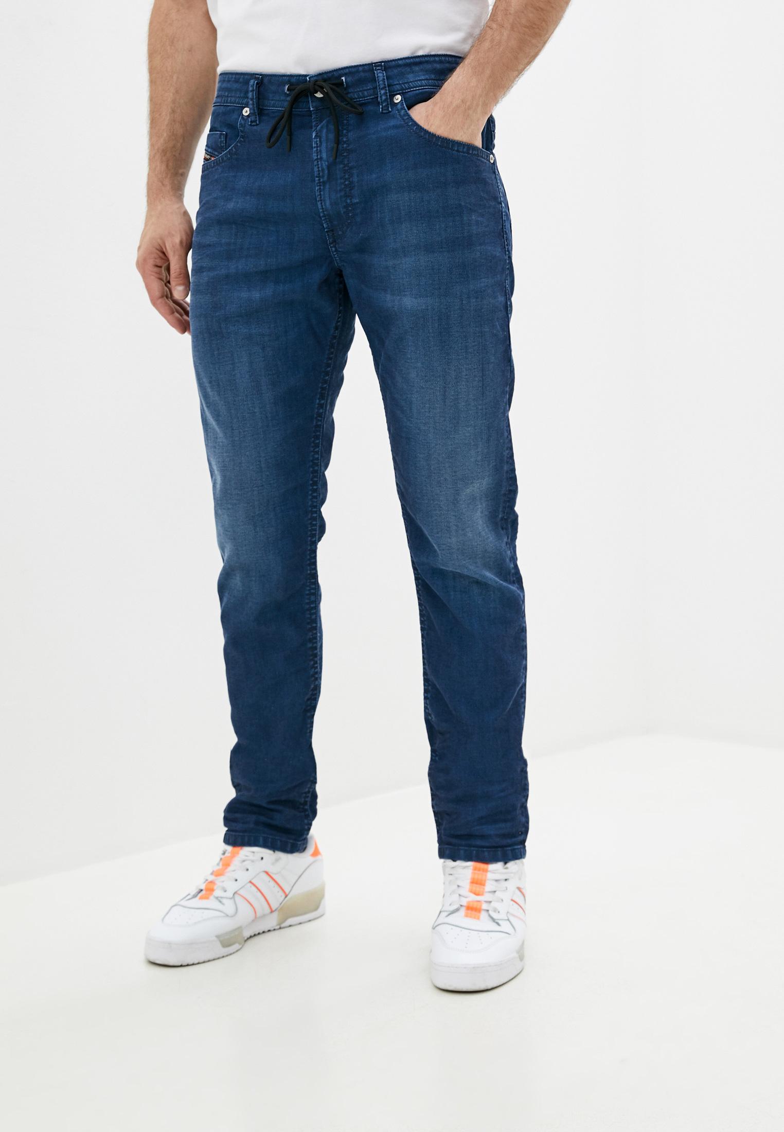 Мужские зауженные джинсы Diesel (Дизель) 00S8MK0098H