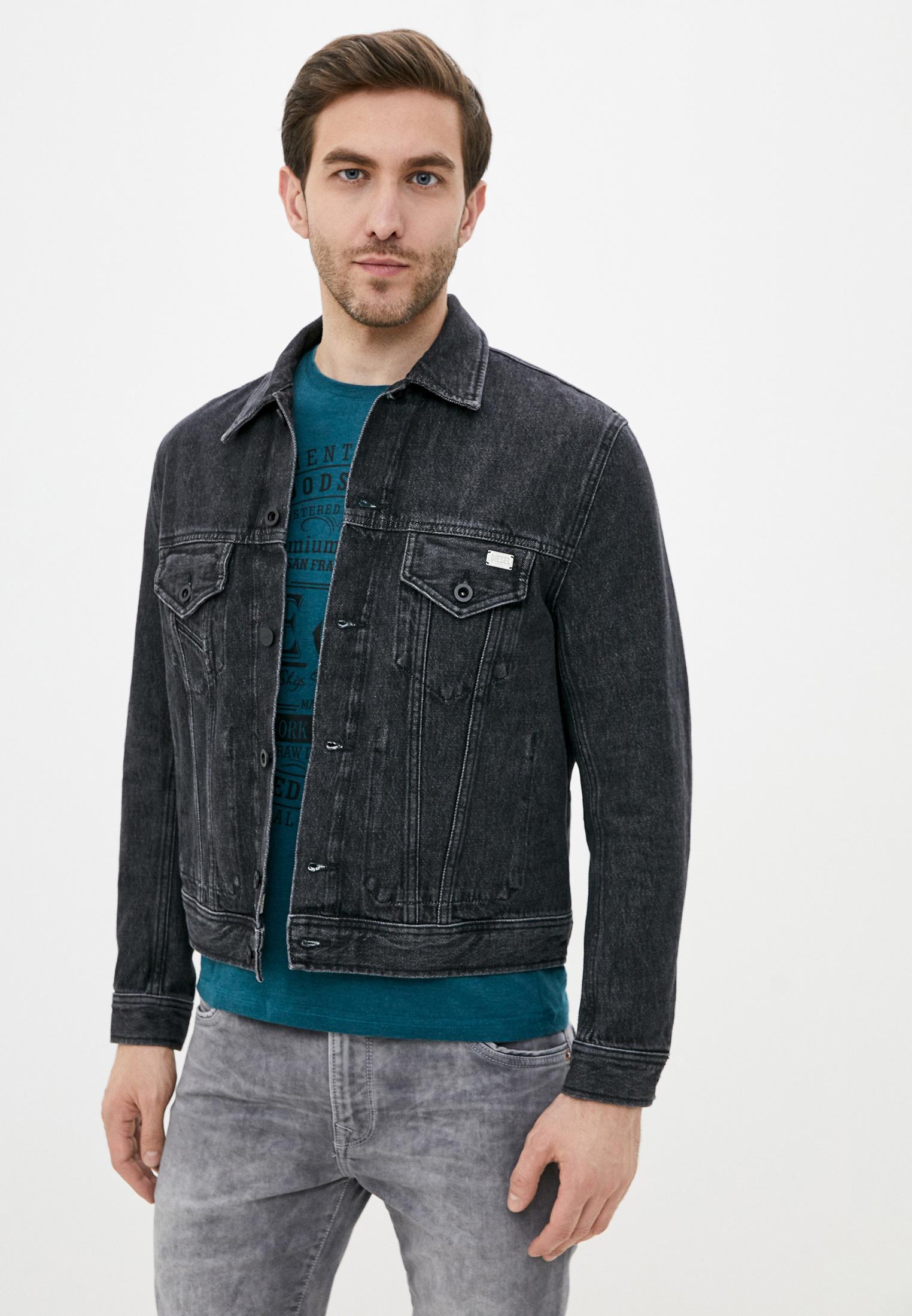 Джинсовая куртка Diesel (Дизель) 00SU1D