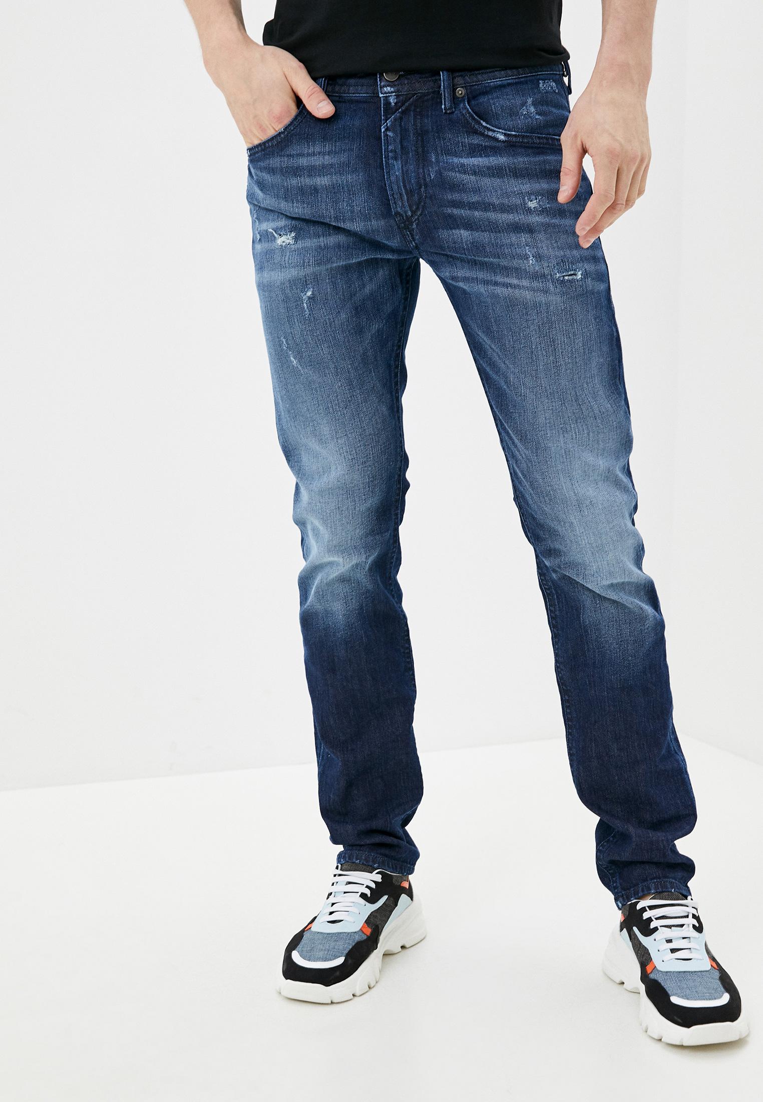 Мужские зауженные джинсы Diesel (Дизель) 00SB6D0095R