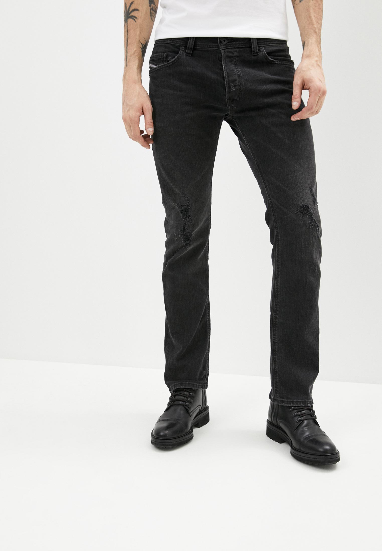 Мужские прямые джинсы Diesel (Дизель) 00C03G