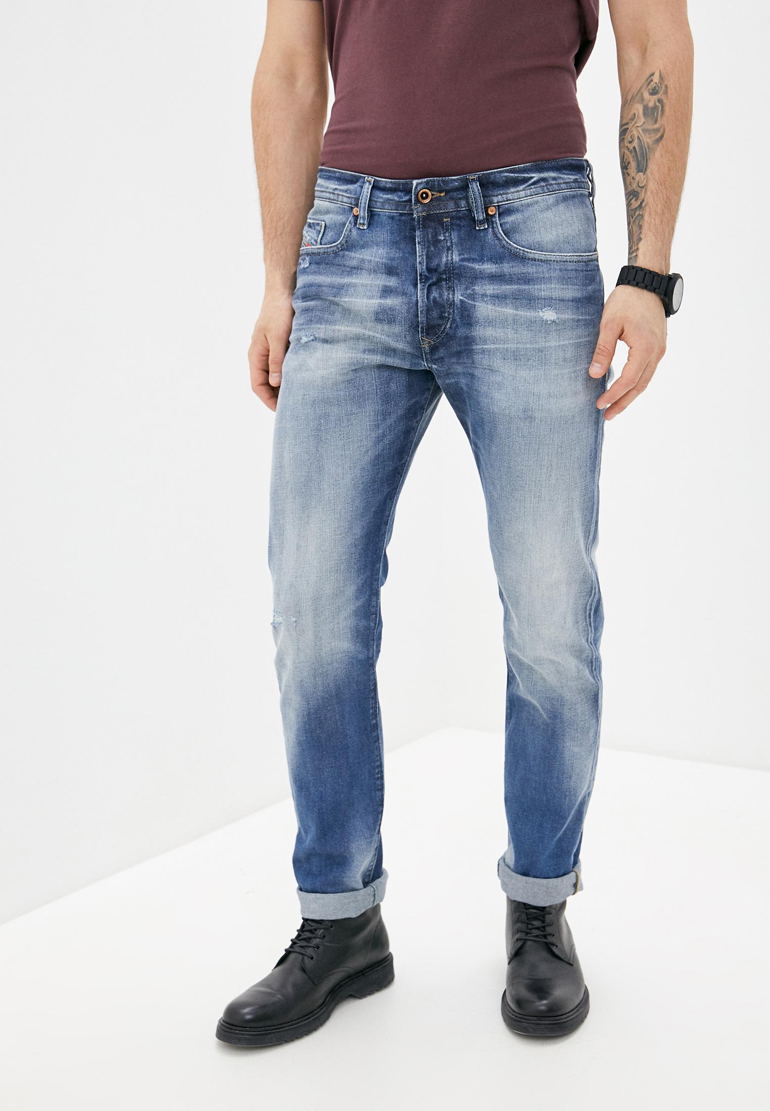 Мужские прямые джинсы Diesel (Дизель) 00SDHC