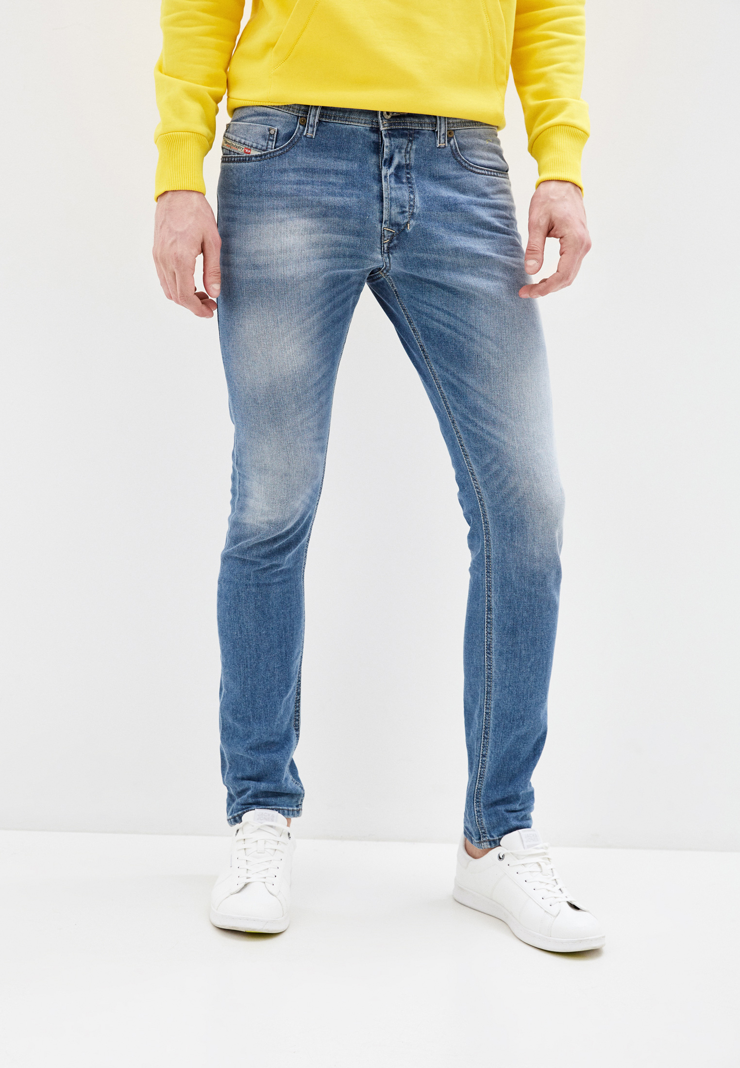 Зауженные джинсы Diesel (Дизель) 00CKRI