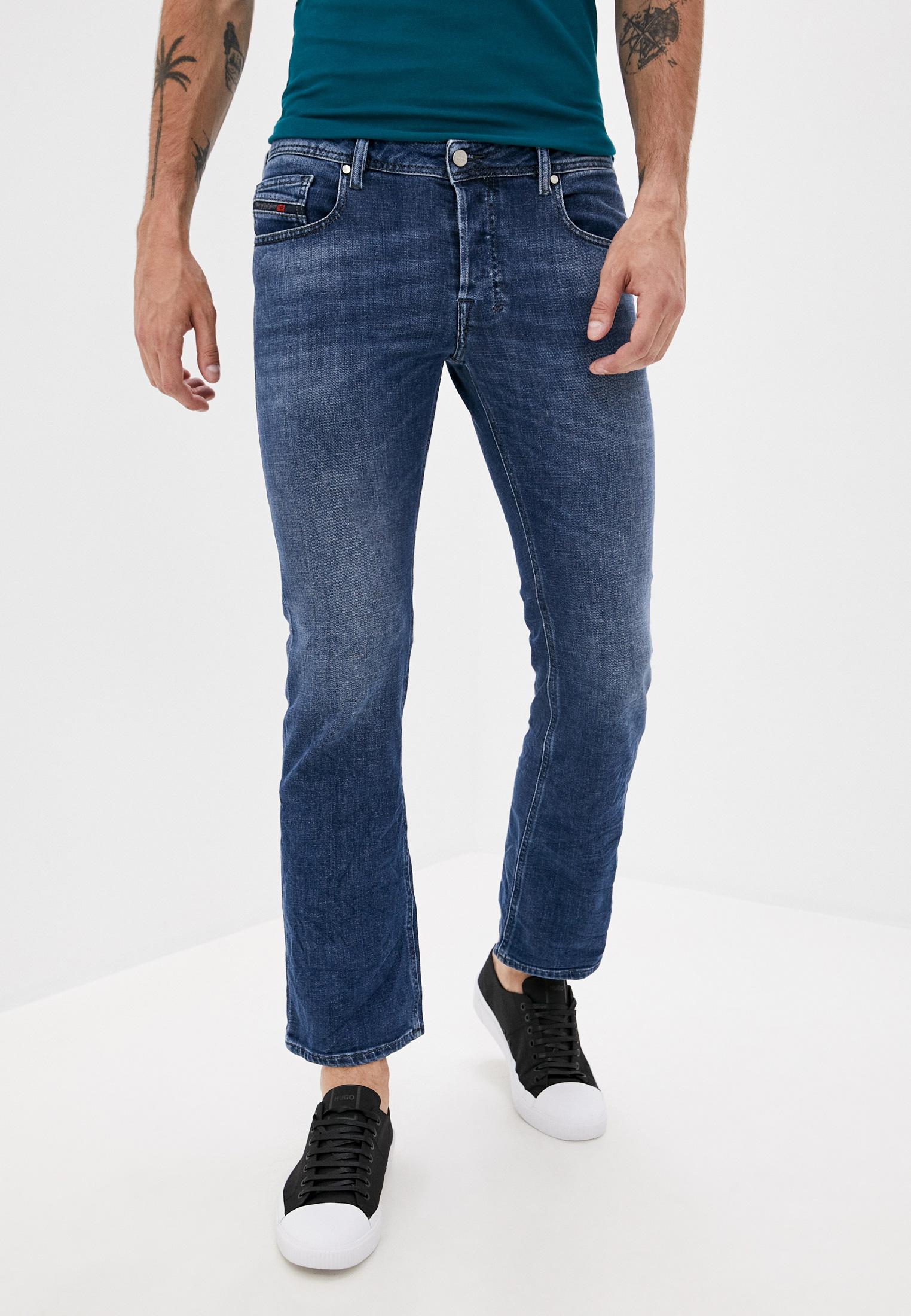 Мужские прямые джинсы Diesel (Дизель) 00ADS2084UH