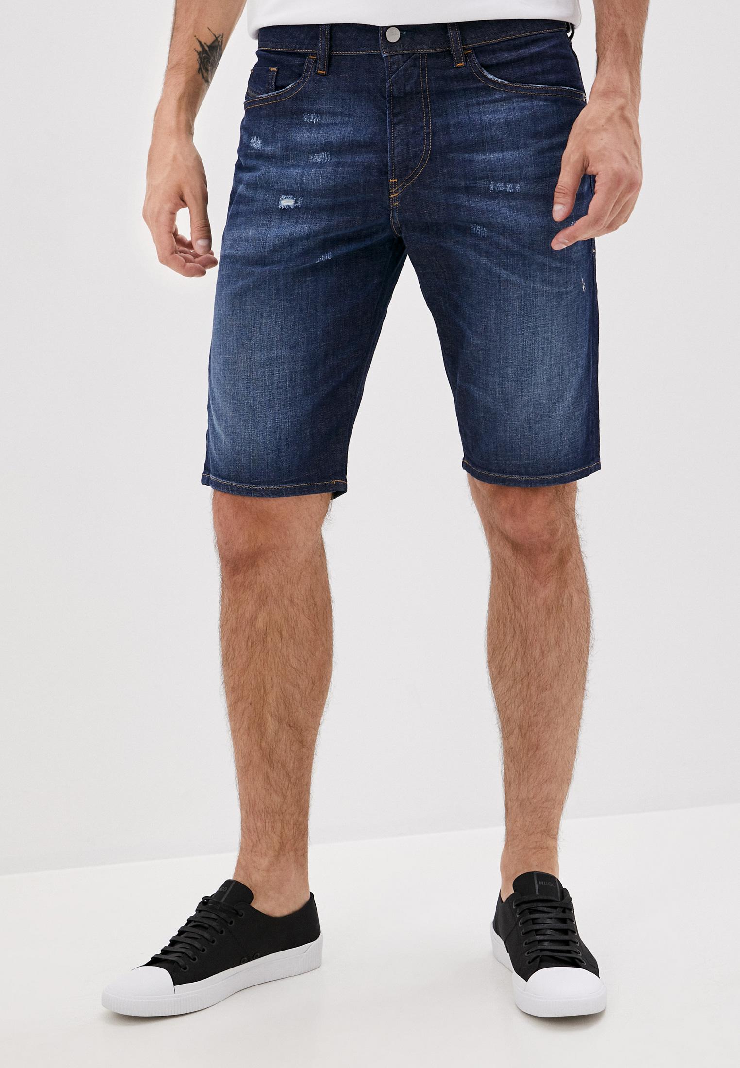 Мужские джинсовые шорты Diesel (Дизель) 00SD3U087AN