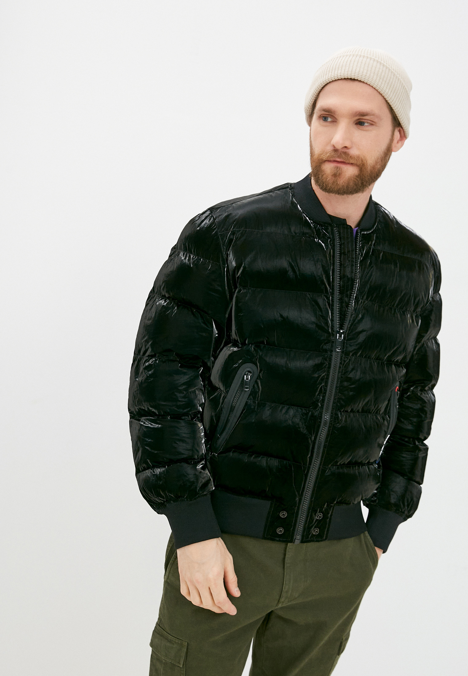 Утепленная куртка Diesel (Дизель) A006960DCAA