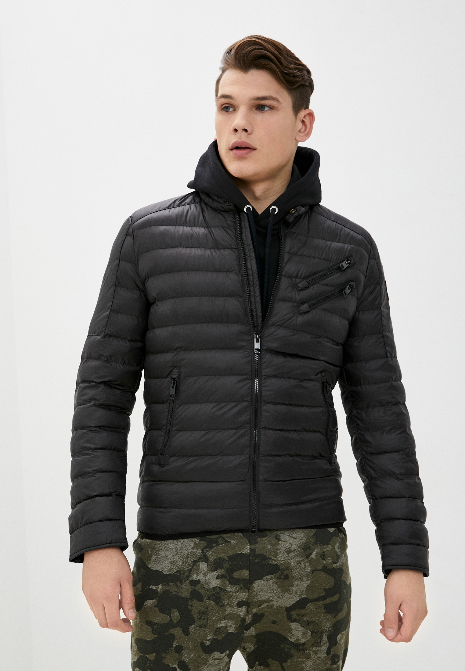 Мужская куртка Diesel (Дизель) A012460GBAD