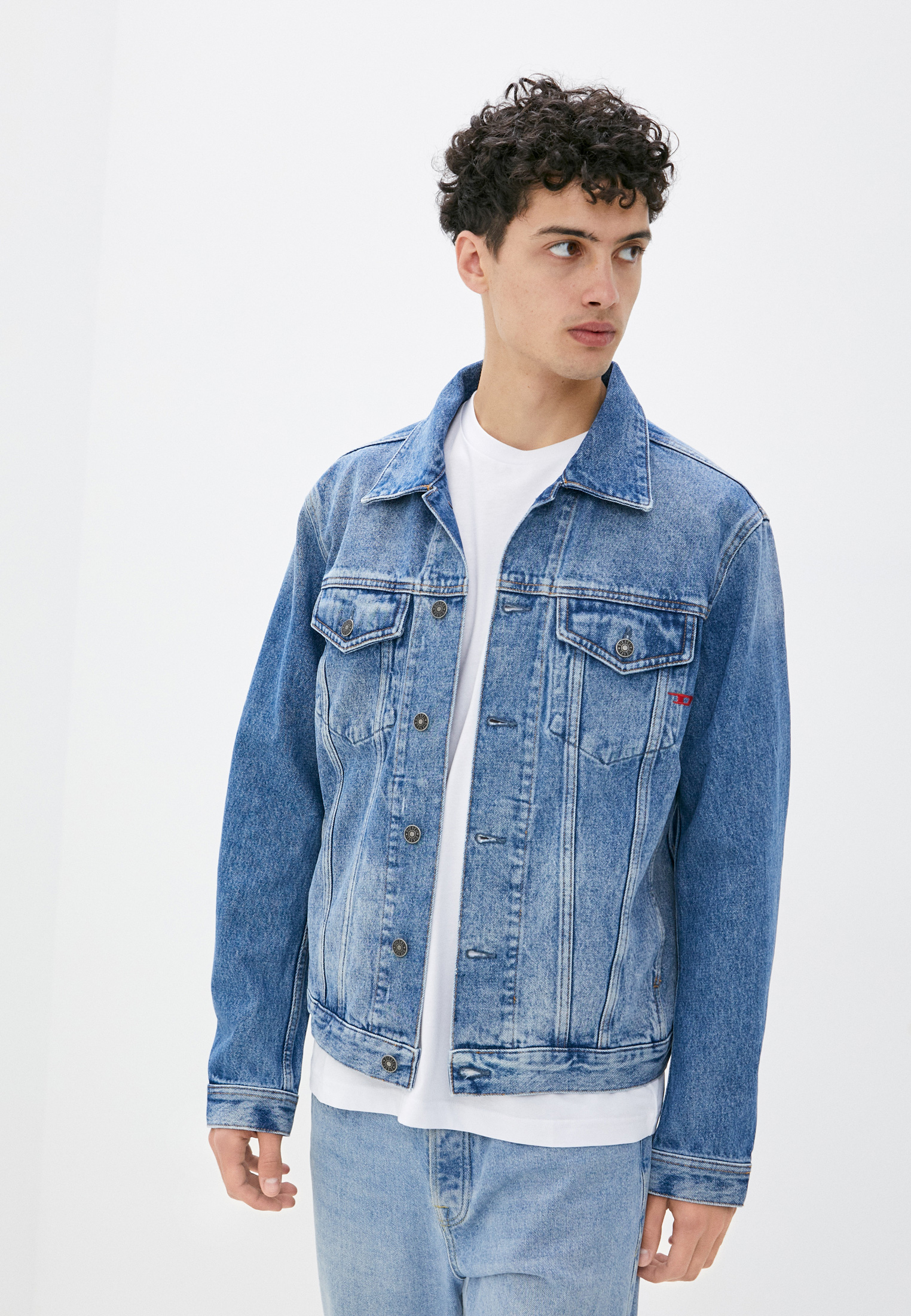 Джинсовая куртка Diesel (Дизель) A010980KAYR