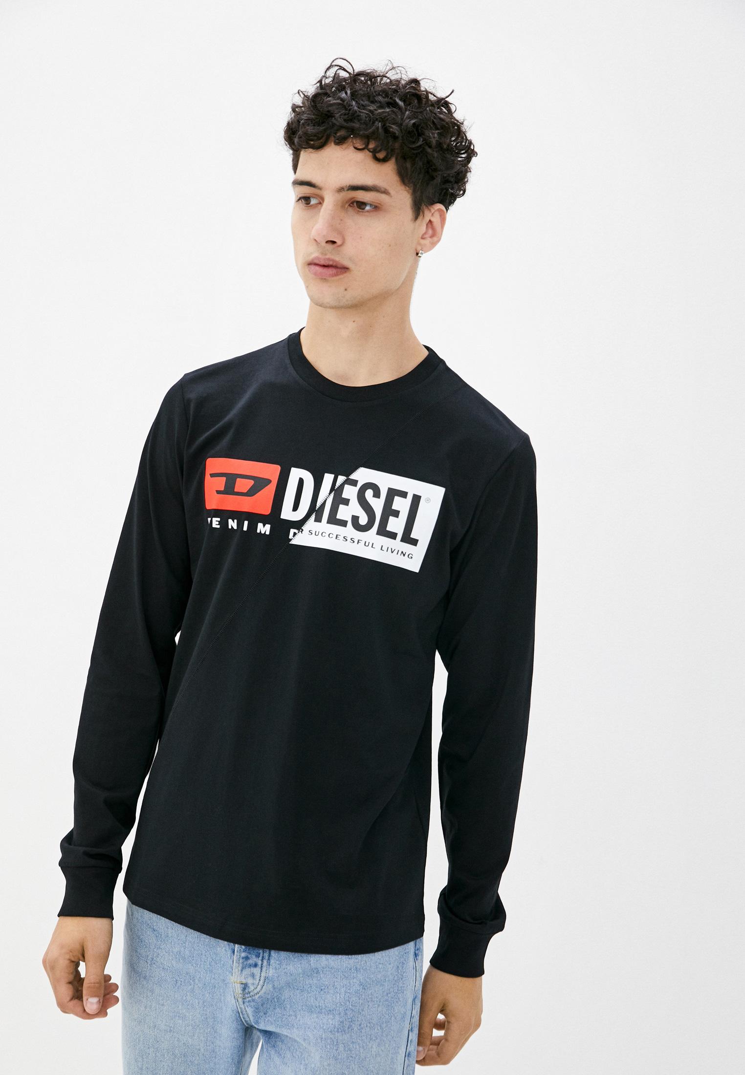 Футболка с длинным рукавом Diesel (Дизель) A003510091A