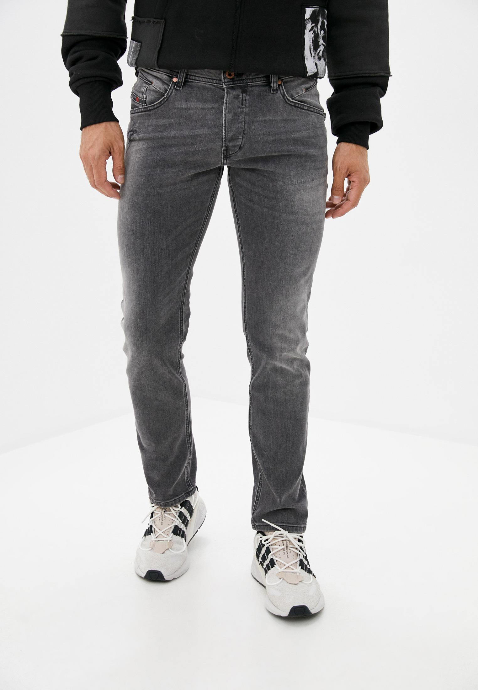 Мужские прямые джинсы Diesel (Дизель) 00SWI1RB007