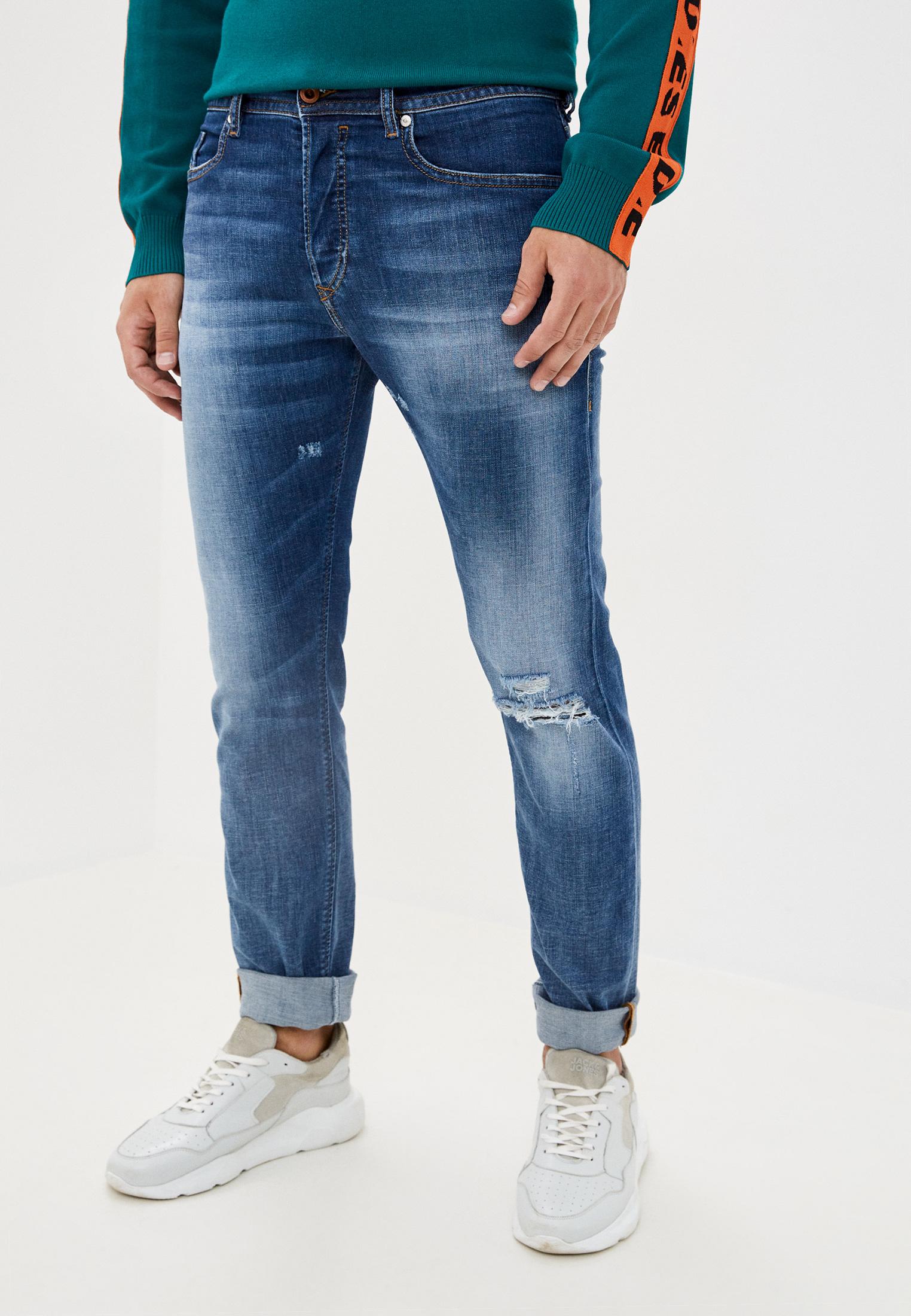 Мужские прямые джинсы Diesel (Дизель) 00SDHBR4TW8