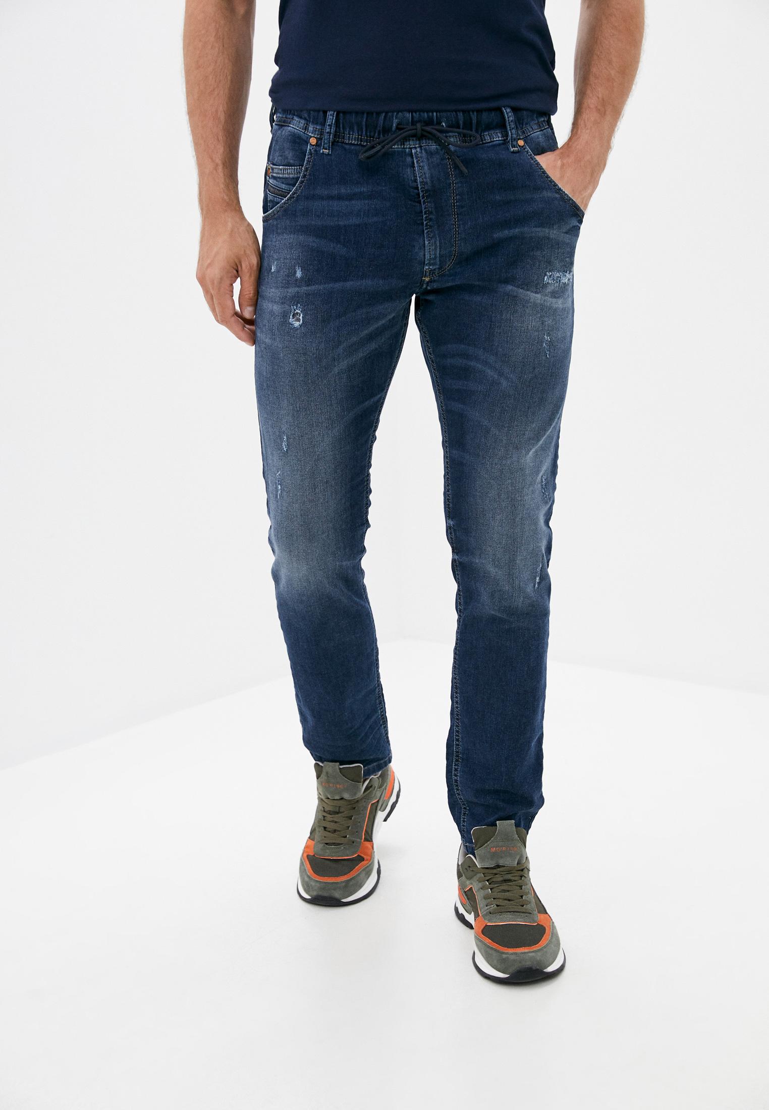 Мужские зауженные джинсы Diesel (Дизель) 00S6DD0686W