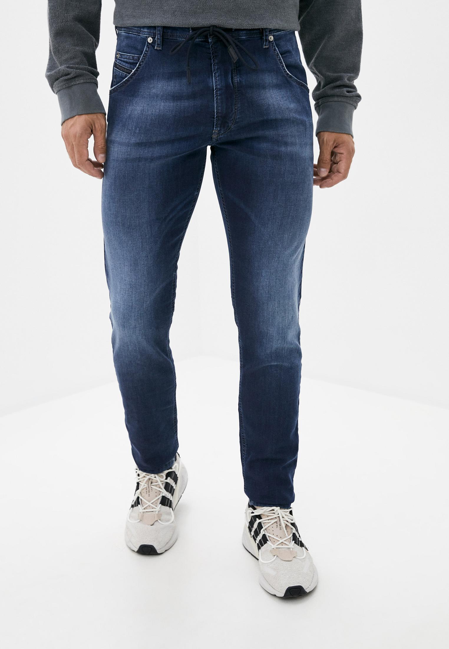 Мужские зауженные джинсы Diesel (Дизель) 00SU3E0674Y