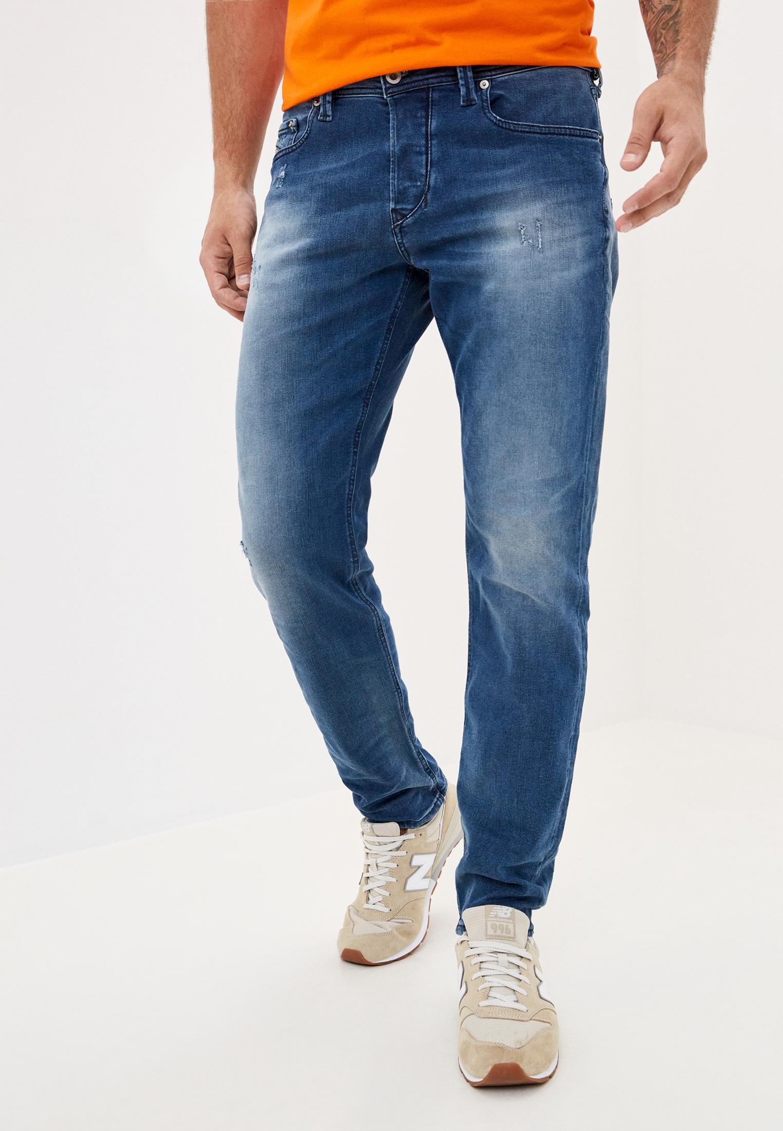 Мужские прямые джинсы Diesel (Дизель) 00SU1X084NV