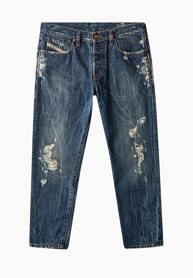 Мужские зауженные джинсы Diesel (Дизель) 00SH3P084ZM