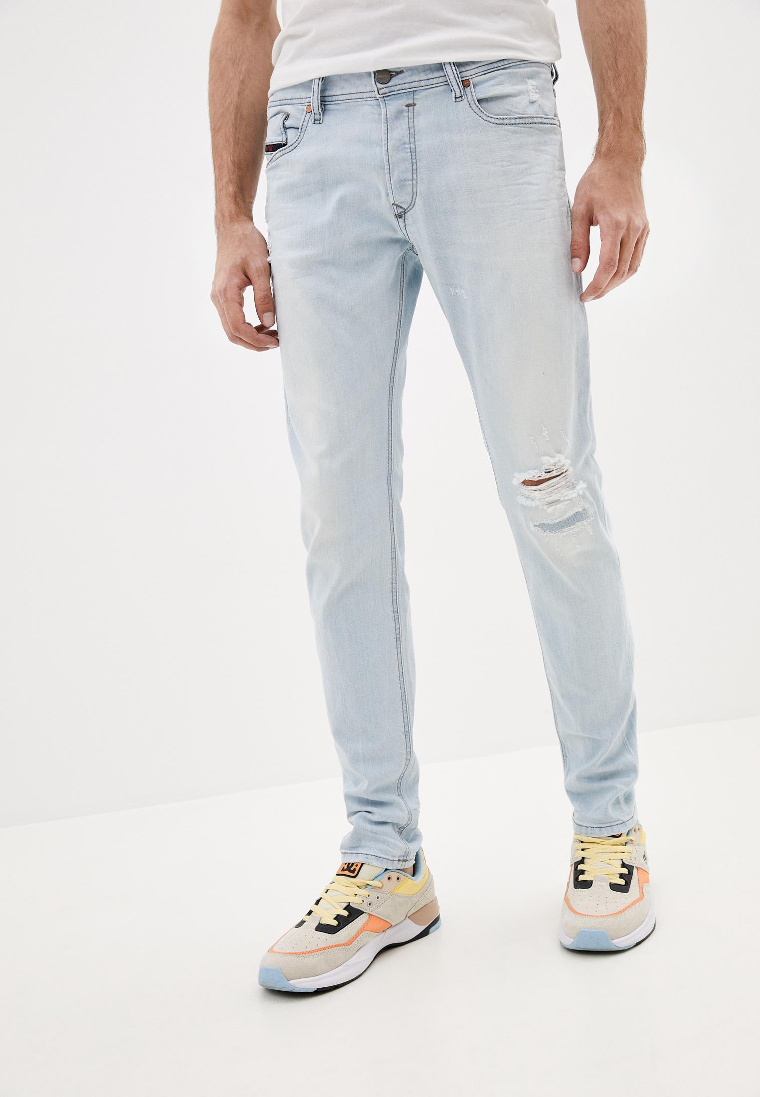 Зауженные джинсы Diesel (Дизель) 00S7VF0689L
