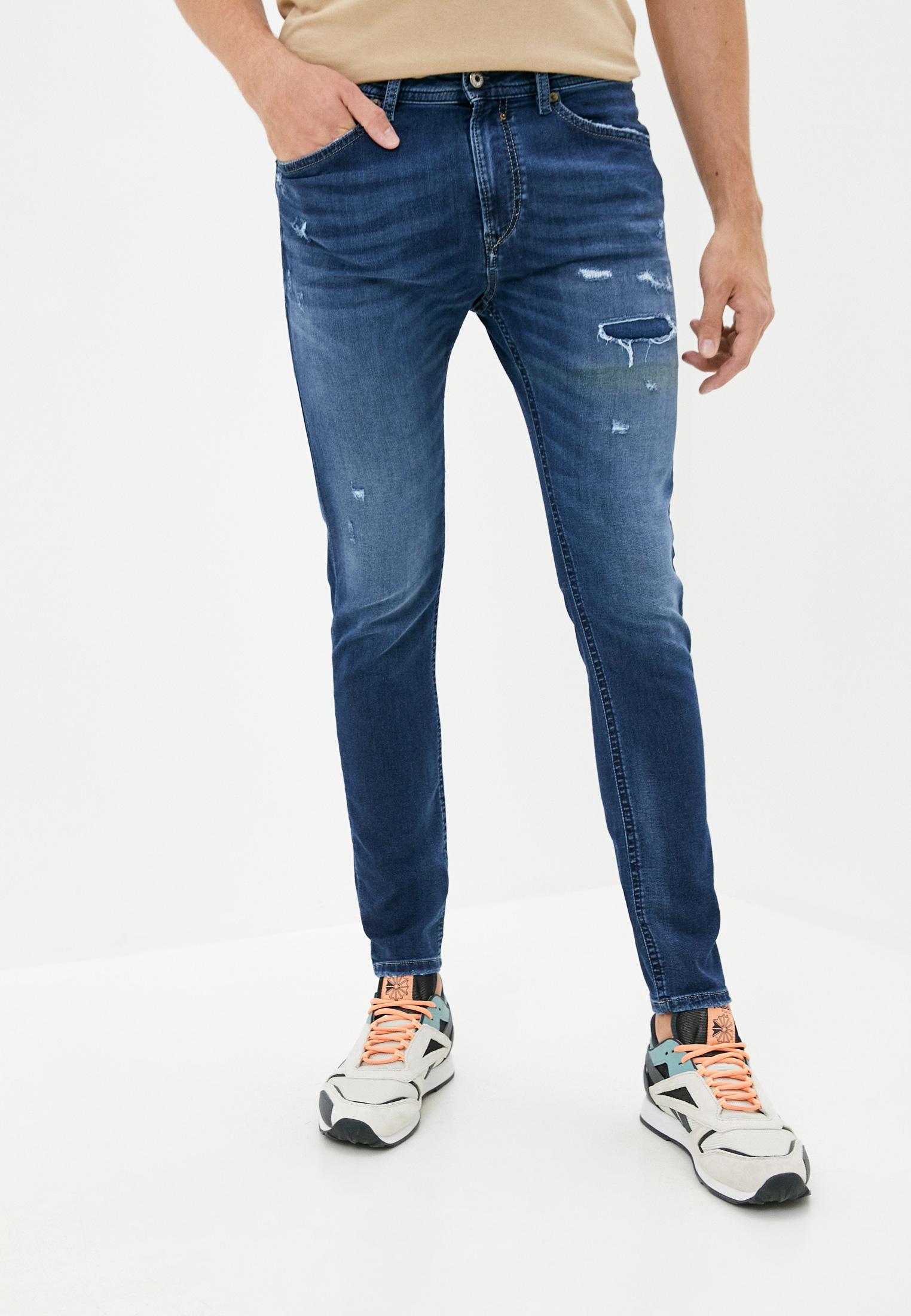 Зауженные джинсы Diesel (Дизель) 00SFE3R760R