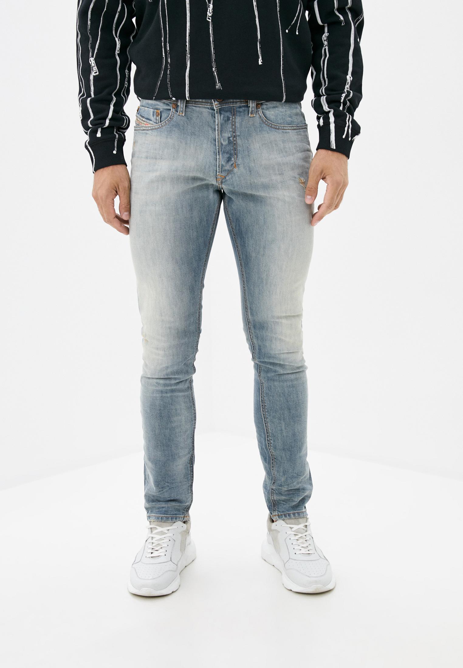 Зауженные джинсы Diesel (Дизель) 00CKRH084UK